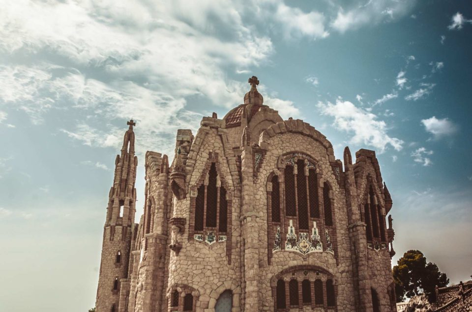 Le sanctuaire de Santa María Magdalena